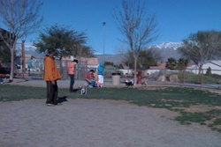 dog park in Las Vegas