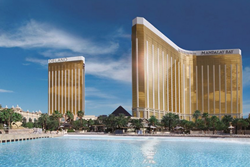 mandalay bay pet friendly hotel in las vegas